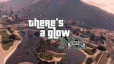 Official Music Video for 'There's A Glow' by NO Shot Entirely Within the Video Game 'Grand Theft Auto V'