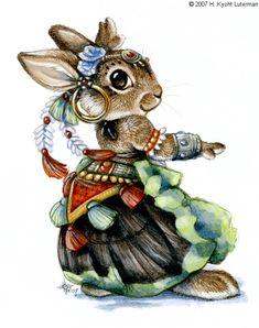 ATS Bunny  Kyoht Luterman