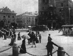 Krakow Poland, Old Photos, Maine, Cities, Street View, Europe, Fotografia, Krakow, City