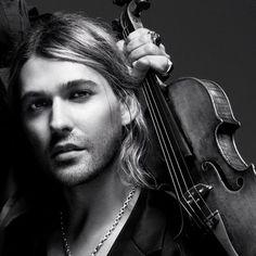 David Garrett, violin, Fantastic musician.