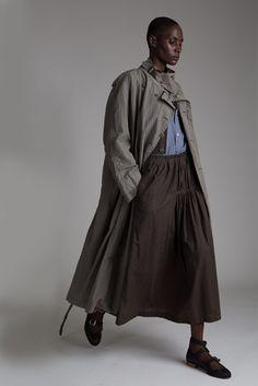 Matsuda Trench Coat