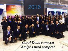 Coral Deus Conosco ❤️ Benção de Deus!