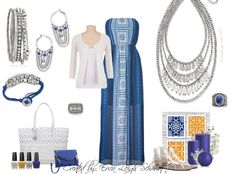 "Introducing: ""On Pointe"" necklace (with one strand removed) ""Jess"" earrings, ""Sutton"" bracelet. ""Stacktastic"" bracelets. ""Stately"" ring, and ""Taos"" ring. Premier Designs Jewelry – Shop the catalog at lindsey.mypremierdesigns.com"