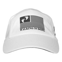 Walking is Dope Knit Performance Hat Headsweats Hat