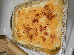 Heat's Kitchen: Loaded Mashed Potato Casserole