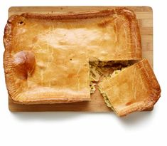 How to make cheese and onion pie – recipe | Food | The Guardian Pie Recipes, Casserole Recipes, Real Food Recipes, Yummy Food, Vegetarian Recipes, Delicious Recipes, Cheese And Onion Pie, Savoury Baking, Savoury Pies