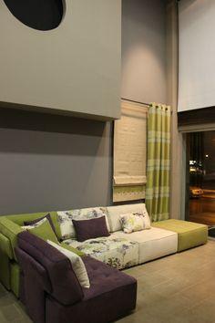 πολυμορφικός καναπές Kibo