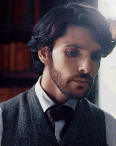 Colin Morgan in The Living and The Dead