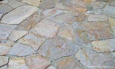 Northern Stone Supply Inc. Stone Kitchen Floor, Kitchen Flooring, Paving Stones, Stepping Stones, Pools For Small Yards, Pool Coping, Flagstone, Tile Floor, Outdoor Living