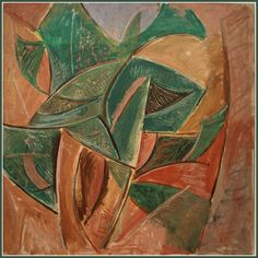 Picasso Pablo - L'arbre | Flickr - Photo Sharing!