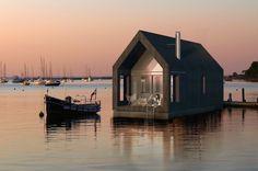 Floating Barn Proposal / NRJA