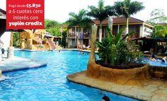Disfrutá de una de las mejores playas del pacífico central ¡¡¡Jacó!!! Elegí entre el hospedaje para 2 o 4 personas en una habitación estándar en el Hotel Amapola a mitad de precio.