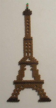 Tour Eiffel perler beads by Jean M. - Perler® | Gallery