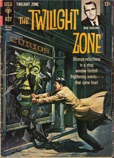 Twilight Zone #10 (Issue)