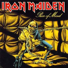 Iron Maiden Piece Of Mind – Knick Knack Records