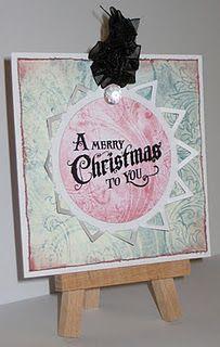 christrmas card 2011