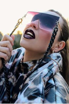 Thalia, Diva, Sunglasses, Fashion, Singers, Moda, Fashion Styles, Divas, Sunnies