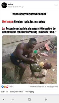 Polish Memes, Funny Mems, Funny Wallpapers, Life Humor, Wtf Funny, Story Of My Life, True Stories, Haha, Jokes
