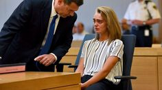 Michelle Carter, 20, is charged with involuntary manslaughter
