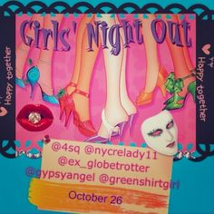 Co-hosting my first Posh Party! I'm soo excited! Co-hosting my first posh party October 26th with some fabulous poshers @gypsyangel @ex_globtrotter @4sq @nycrelady11 theme is girls night out! Im looking for some great host picks, please tag me in one listing that you think fits the theme and share this post for me (closets must fit posh guidelines, no PayPal, women's fashion only, no electronics) please help me spread the word!! Get ready to party Thank you so much everyone!  Other