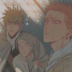 Otaku Anime, Manga Anime, Anime Art, Manhwa, 19 Days Characters, 19 Days Manga Español, Devilman Crybaby, Manga Cute, My Hero Academia Episodes