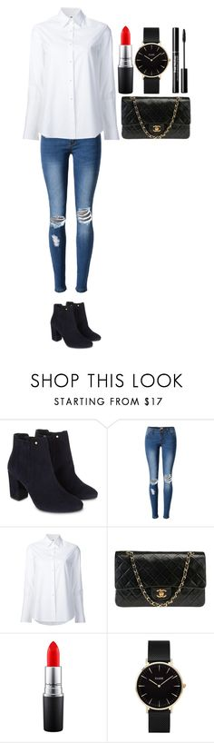 """Untitled #374"" by dutchfashionlover ❤ liked on Polyvore featuring Monsoon, Misha Nonoo, Chanel, MAC Cosmetics and CLUSE"