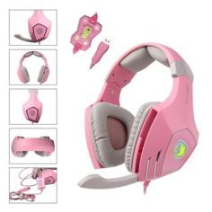 Sades-A60-PC-Pro-USB-Gaming-Headset-Over-ear-7-1-Surround-Sound-Stereo-Headphone