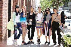 지현정의 2015 S/S 뉴욕 패션위크 다이어리 이미지 1