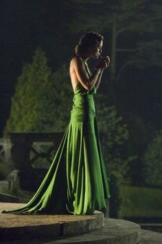 kiera knightly, atonement.  i am obsessed with this dress.
