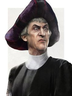 Disney Character Costume Judge Claude Frollo - Here's What Tons of Disney Characters Would Look Like in Real Life - Photos - The Hunchback of Notre Dame Disney Fan Art, Disney Pixar, Walt Disney, Disney Villains, Disney And Dreamworks, Disney Animation, Disney Love, Disney Magic, Disney Characters
