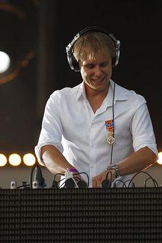 Armin van Buuren - Dutch worldfamous DJ