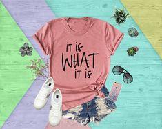 It is What It is - XL / Black