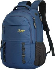 758e97485e3 Buy skybags teckie 03 laptop backpack blue from Amazon. Minimalist Bag