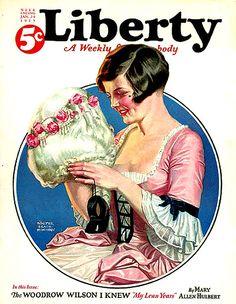 Liberty Magazine 1925