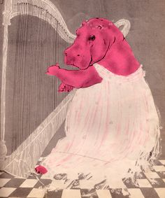 The Unhappy Hippopotamus - written by Nancy Moore, illustrated by Edward Leight (1957).