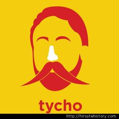 Tycho Brahe Tee. This guy was awesome.