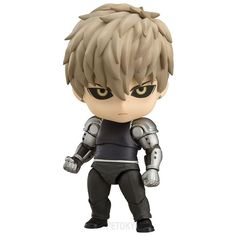 One-Punch Man Nendoroid : Genos [Super Movable Edition]