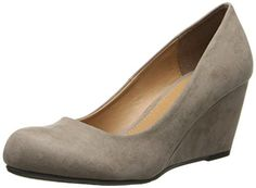 CL by Chinese Laundry Women's Nima Super Suede Wedge Pump... https://www.amazon.com/dp/B00MTYSXE0/ref=cm_sw_r_pi_dp_j--GxbEPPHX53