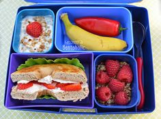 Back to School with Driscoll's Berries ~ Becoming A Bentoholic