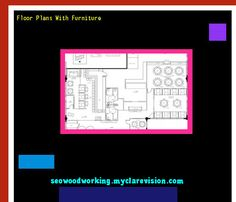 Floor Plans With Furniture 080131 - Woodworking Plans and Projects!