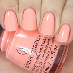 China Glaze More To Explore | Spring 2015 Road Trip Collection | Peachy Polish - in case I don't already have a gorgeous peach crelly ;) #orange