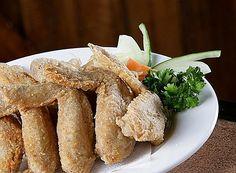 Food: Chicken Winglets at Pier One Cebu Bar and Grill Cebu City