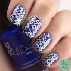 Hey, Darling Polish!: 31 Day Challenge 2015 - My Signature Style