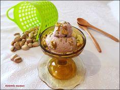 Înghețată cu frișcă Chocolate Fondue, Parfait, Ice Cream, Desserts, Food, No Churn Ice Cream, Tailgate Desserts, Deserts, Icecream Craft