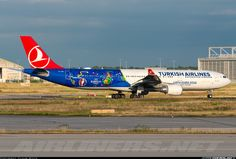 """Airbus A330-303 - Turkish Airlines 