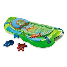 image of Fisher-Price® Rain Forest Bath Tub Center