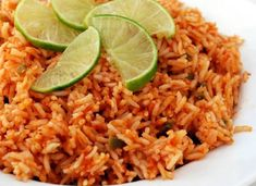 Recette : Riz mexicain. Cooking Rice, Mexican Food Recipes, Ethnic Recipes, How To Cook Rice, Couscous, Ayurveda, Fried Rice, Communion, Risotto