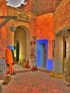 Medina di Agadir. Da scoprire con tanti amici single!