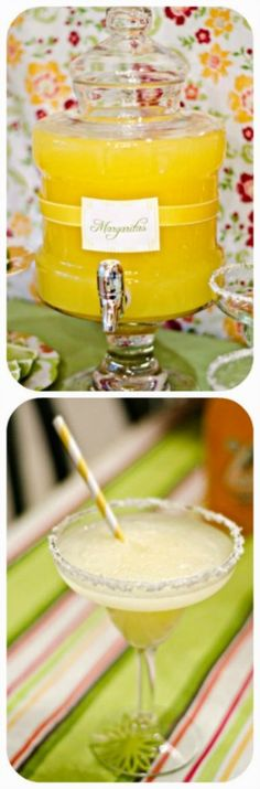 Recipe♥ Cinco de Mayo Margarita