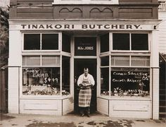 from a time when half a lamb in Thorndon cost (Robin Morrison's Tinakori Butchery), image via Webb's Capital Of New Zealand, Rarotonga Cook Islands, John Miller, New Zealand Houses, Kiwiana, Morrisons, Timber House, Best Chef, Documentary Photographers
